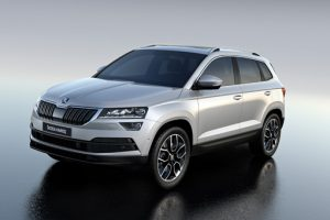 SKODA KAROQ Red Dot Award